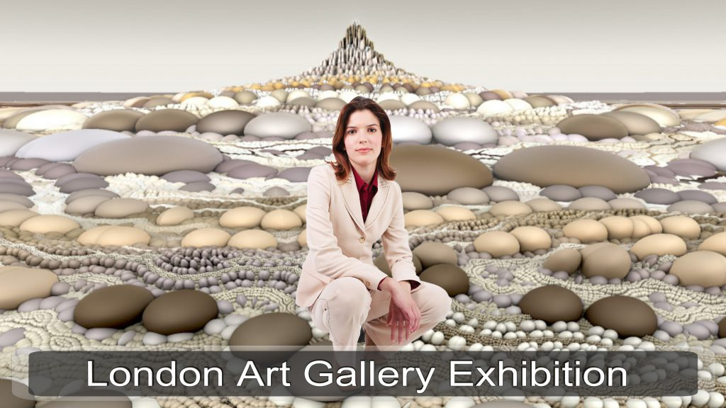 National London 3D Art Gallery Exhibitions